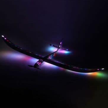 E-Flite Night Radian FT BNF with AS3X + Safe Select