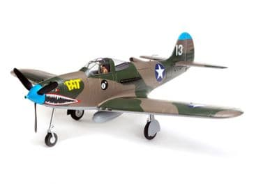 E-Flite P-39 Airacobra 1.2m BNF with AS3X + SAFE