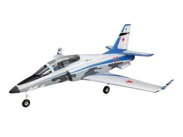 E-Flite Viper 70mm EDF BNF with AS3X and SAFE