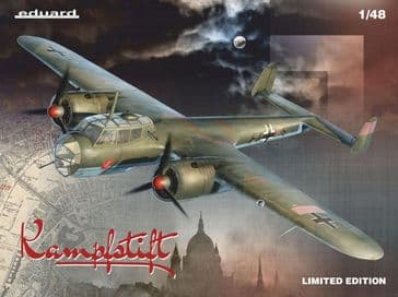 Eduard 1/48 Kampstift Do 17Z