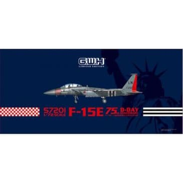 Great Wall Hobby 1/72 F-15E D-Day 75th Anniversary