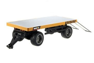 Huina Alloy Flatbed Trailer for RC Construction