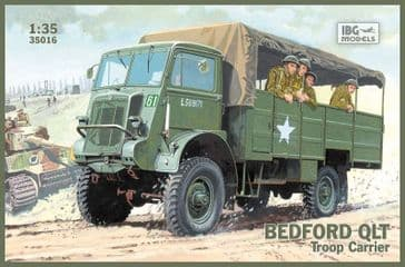 IBG 1/35 Bedford QLT Troop Carrier