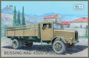 IBG 1/35 Bussing Nag 4500A Late