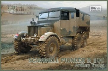 IBG 1/35 Scammell Pioneer R100 Artillery Tractor