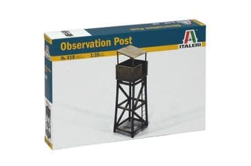 Italeri 1/35 Observation Post