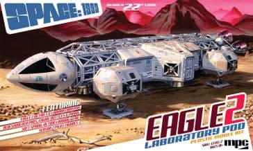 MPC 1/48 Space 1999 Eagle II with Lab Pod