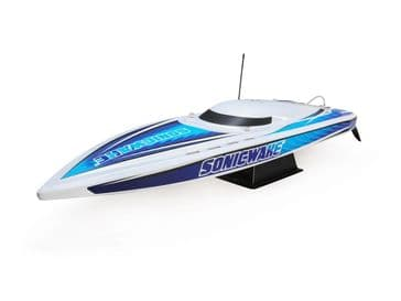 "Pro Boat Sonicwake 36"" Self Righting Deep-V"
