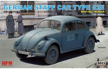 RFM 1/35 German Staff Car Type 82E