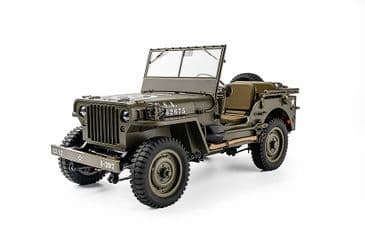 Roc Hobby 1/12 1941 MB Scaler RTR
