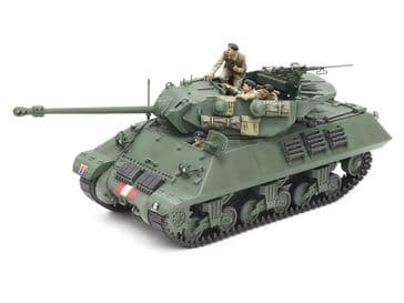 Tamiya 1/35 British Tank Destroyer M10 IIC Achilles
