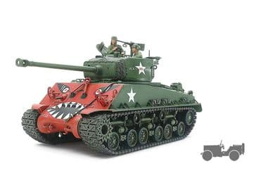 Tamiya 1/35 Easy Eight Sherman Korean War