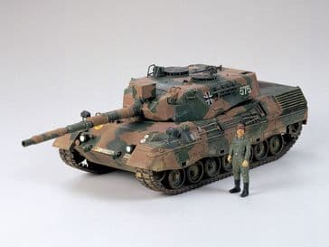 Tamiya 1/35 West German Leopard A4