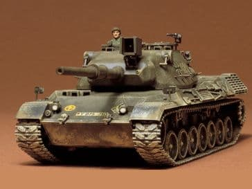Tamiya 1/35 West German Leopard Tank