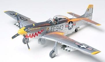Tamiya 1/48 N.A F-51d Mustang Korean War