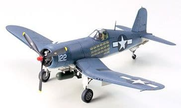 Tamiya 1/48 Vought G4U-1A Corsair