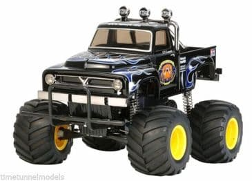 Tamiya Midnight Pumpkin Black Edition