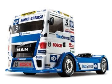 Tamiya Team Hahn Racing Man TGS (TT-01E)