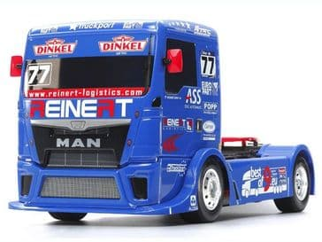 Tamiya Team Reinert Racing Man TGS (TT-01E)