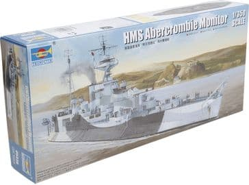 Trumpeter 1/350 HMS Abercrombie Monitor
