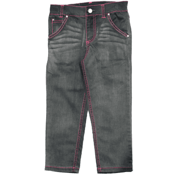 Girls 80s Pop Jeans (2-7yrs 10 Pack)