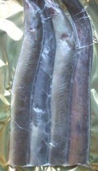 Eel sections 4 per pack