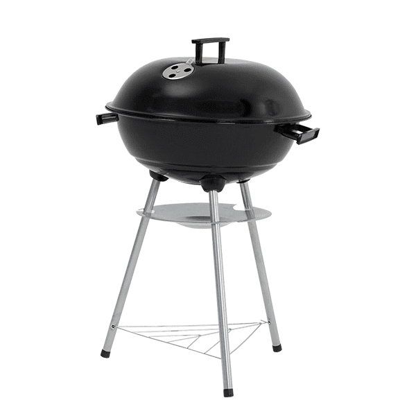 17in Kettle BBQ with free charcoal