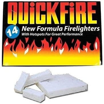 3 x Box of 14 fire lighters