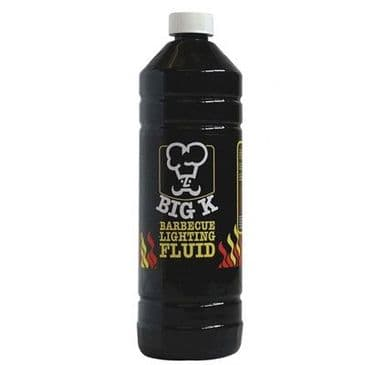 Big K BBQ Lighter Fluid 1Ltr