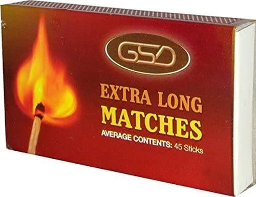 Extra Long Safety Matches