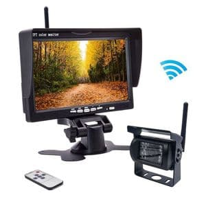 Wireless Horsebox Camera | Wireless Reversing Camera System UK