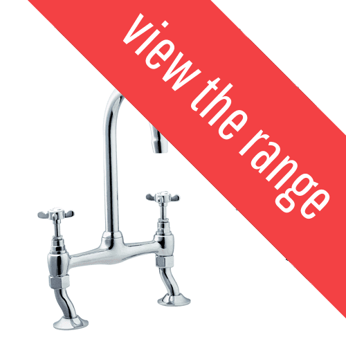 Bridge & Wall Kitchen Taps