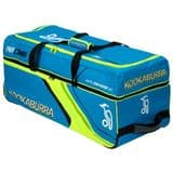 Kookaburra Pro Combi Wheelie Cricket Kit Bag