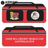 Wales Over 50's Cricket World Cup 2018 Kit Bag