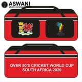 Wales Over 50's Cricket World Cup 2020 Players Kit Bag