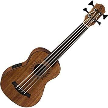 Baton Rouge V2 Electro  Bass Ukulele (inc Gig Bag)