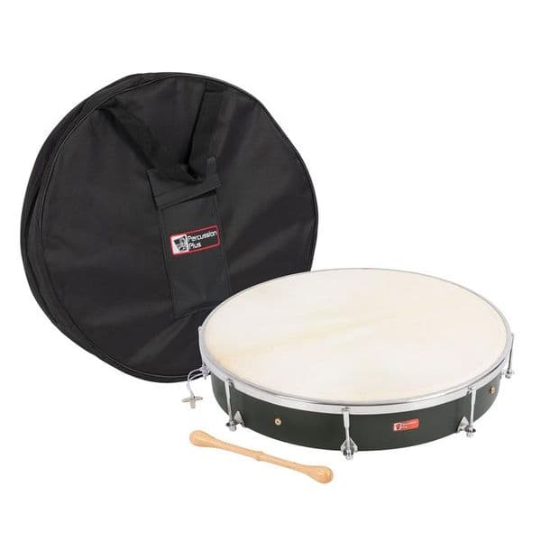 Bodhran Tuneable with Bag 18