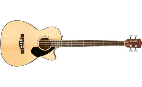Fender CB 60SCE Acoustic Bass Natural RRP £259