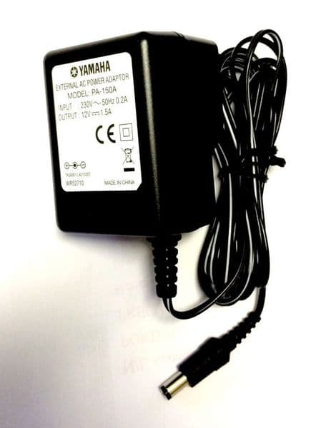 GENUINE Yamaha PA-150A Mains Power Adapter  RRP £36