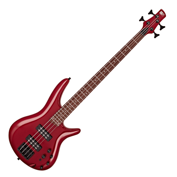 Ibanez SR300 Active Bass, Cherry Red