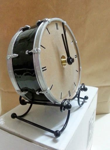 Mantle Drum Clock