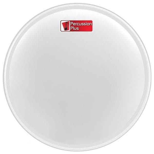 Percussion Plus 16'' Drum Head Tom Twinclear