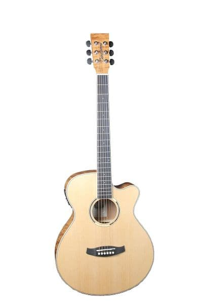 Tanglewood DBT SFCE FMH Electro Acoustic Guitar