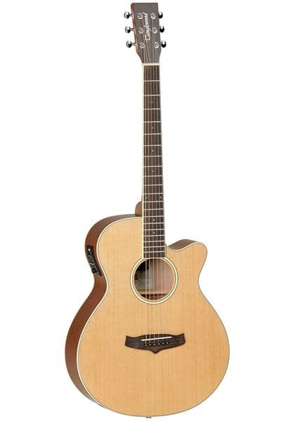 Tanglewood TW9 NS Electro Acoustic Cutaway