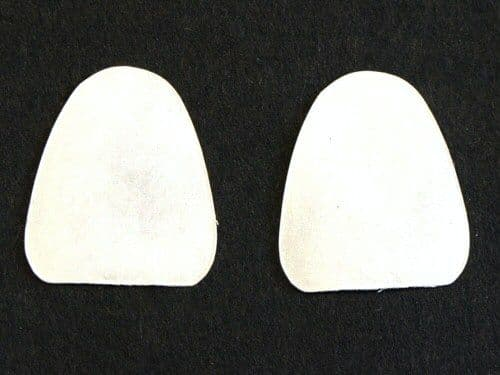 TGI  PatchEez Clarinet mouthpiece patches 1052P  pack of 2