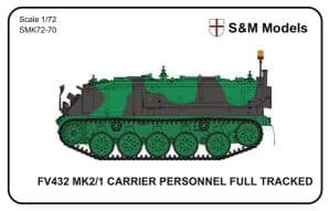 FV432 Mk 2/1 Armoured Personnel Carrier