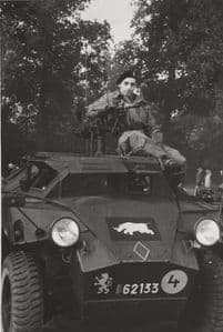 Humber Scout Car - Allied Nations