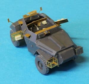 Interior and Hatches Detail Set - Humber Scout
