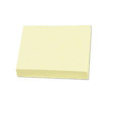 5 Star Office Re-Move Notes - 100 Sheets - 76x76mm