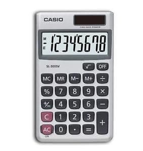 Casio SL-300SV Pocket Calculator